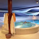 Wellness Hotel Huis ten Wolde Hallenbad