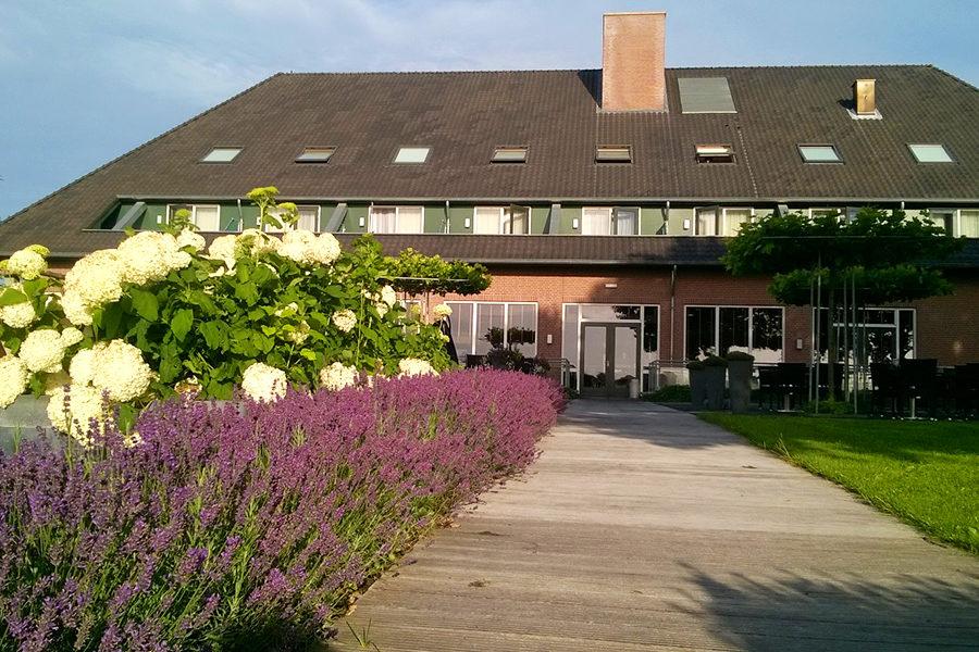 Wellness Hotel Huis ten Wolde Aussenansicht