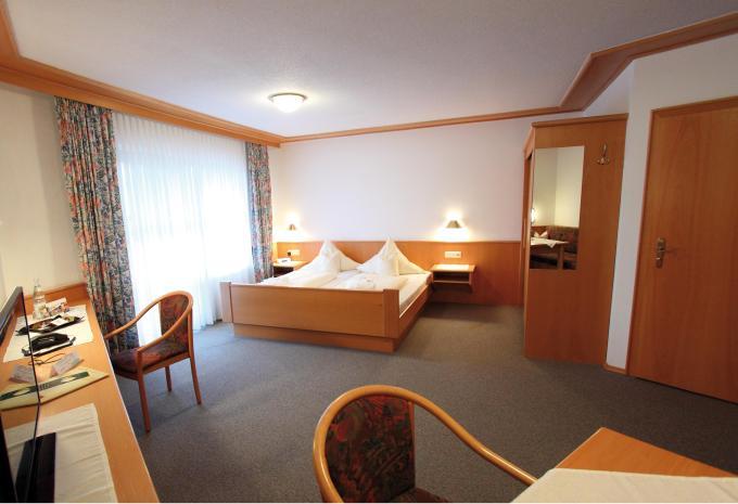 Wellness Hotel Waldeck Bodenmais Doppelzimmer