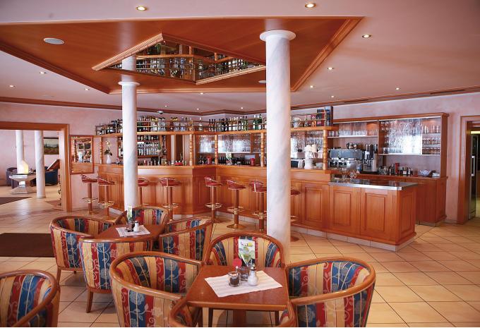 Wellness Hotel Waldeck Bodenmais Lounge