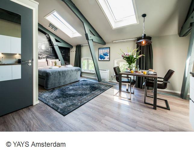 YAYS Concierged Boutique Apartments Studio