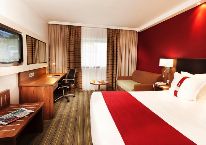 Holiday Inn Paris Marne La Vallee Doppelzimmer
