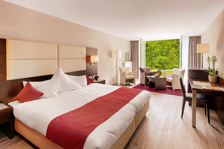 Doppelzimmer Raitelberg Resort Wüstenrot