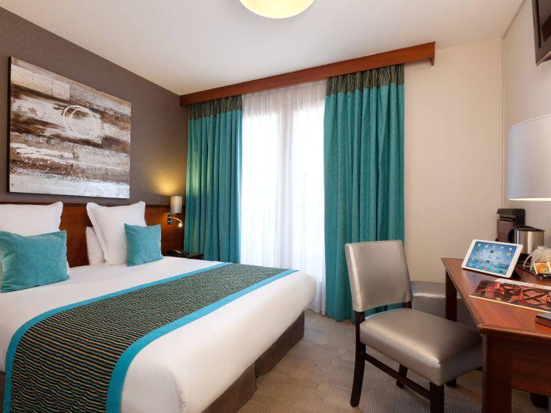 Doppelzimmer im Cassics Hotel Parc Expositions Paris