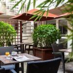 Cassics Hotel Parc Expositions Paris Terrasse