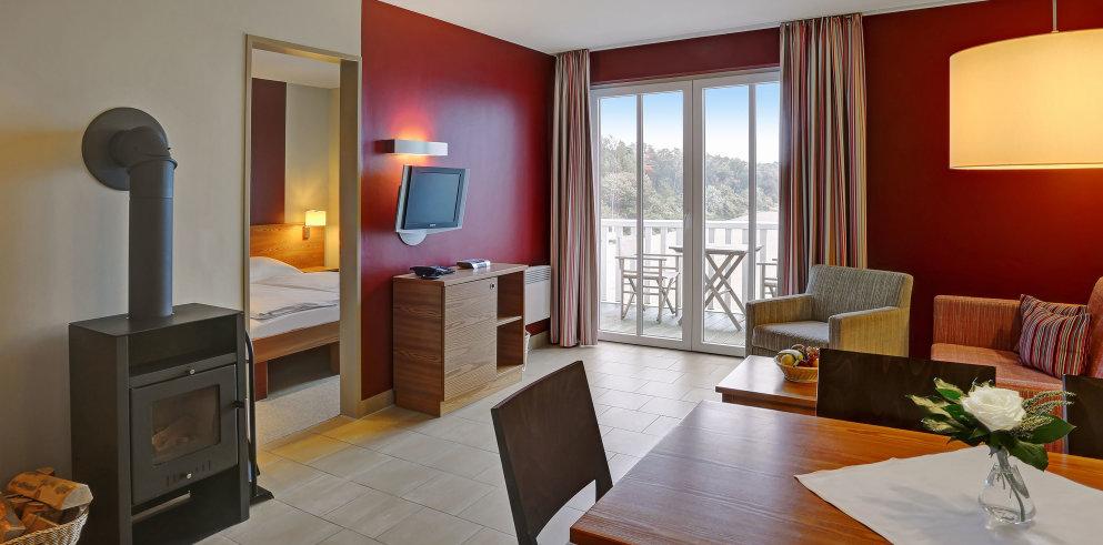 Dorfhotel Boltenhage Appartement