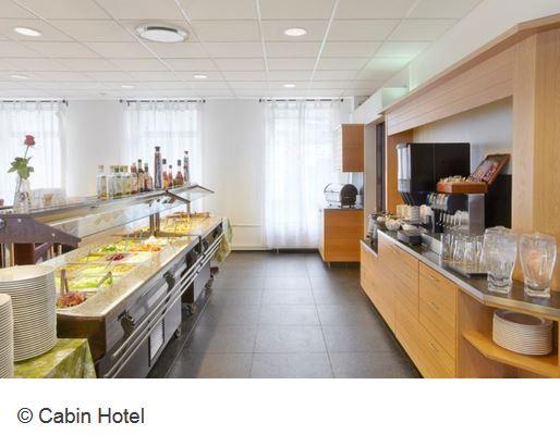 Cabin Hotel Reykjavik Urlaub