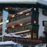 Deva Hotel Sonnleiten Reit im Winkl von außen