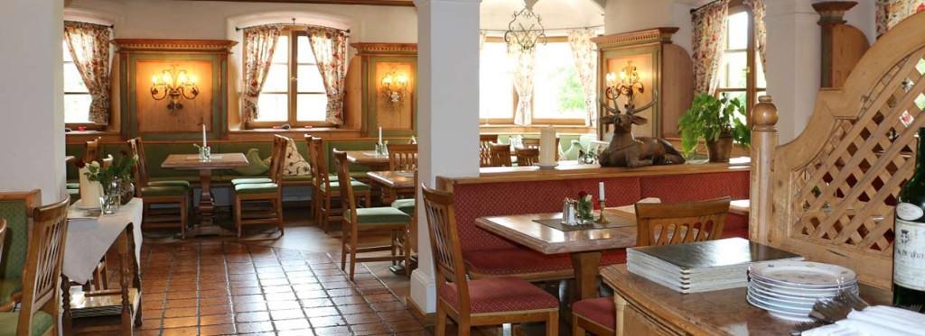 Restaurant Deva Hotel Sonnleiten Reit im Winkl