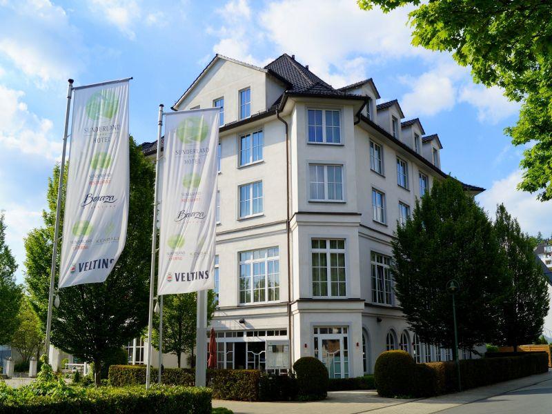 Hotel Sunderland Sundern Sauerland Aussenansicht