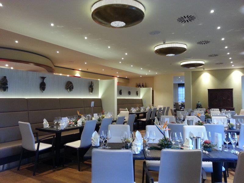 Hotel Sunderland Sundern Sauerland Restaurant