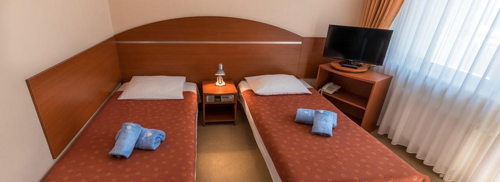 Hotel Interferie Cechsztyn Henkenhagen Doppelzimmer