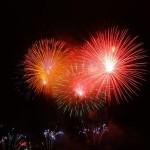 Silvester Feuerwerk in Hamburg anschauen