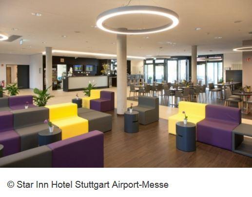 Star Inn Hotel Stuttgart Aiport