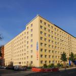 A&O Hostel Berlin Mitte Aussenansicht