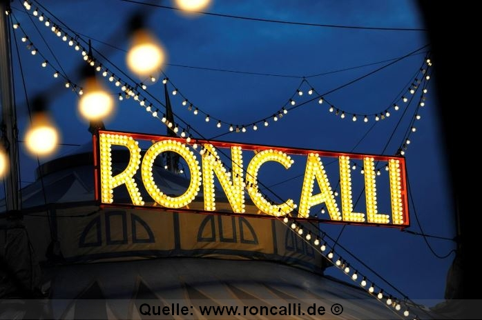Karten Weihnachtscircus Roncalli Berlin