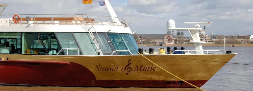 MS Sound of Music Aussenansicht