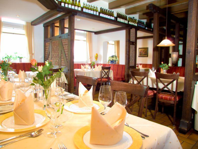 Restaurant Hotel Leugermann Ibbenbueren Teutoburger Wald