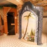 Sauna Wellness Hotel Leugermann Ibbenbueren Teutoburger Wald