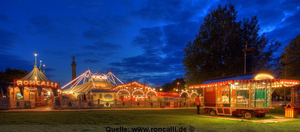 Weihnachtscircus Roncalli Berlin Deal