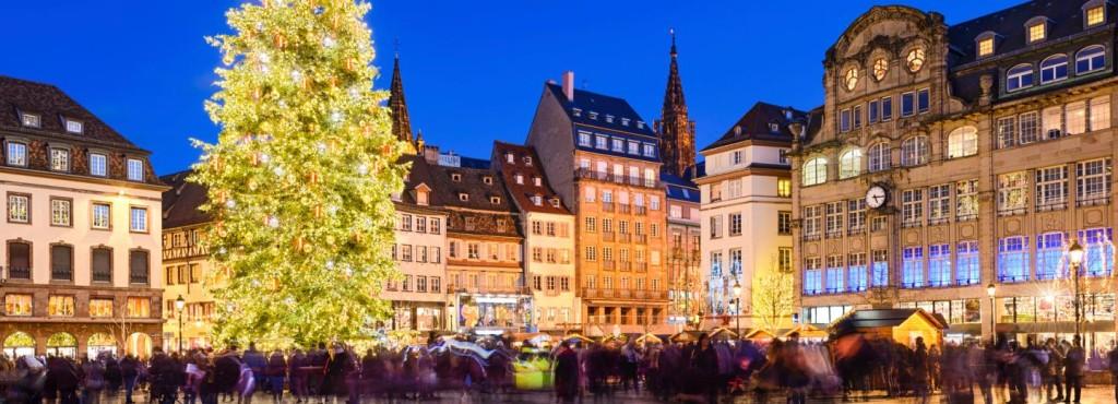Adventszeit in Straßburg - Der Weihnachtsmarkt