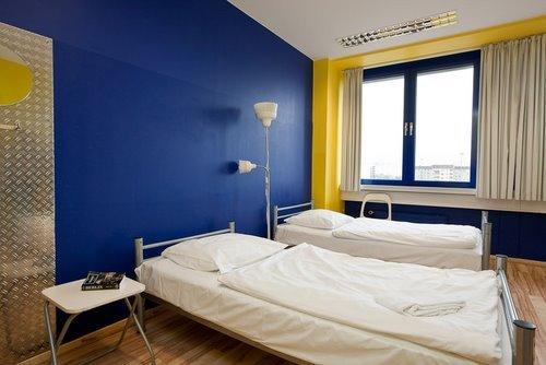 Doppelzimmer Generator Hostel Berlin guenstiges Hotel Prenzlauer Berg