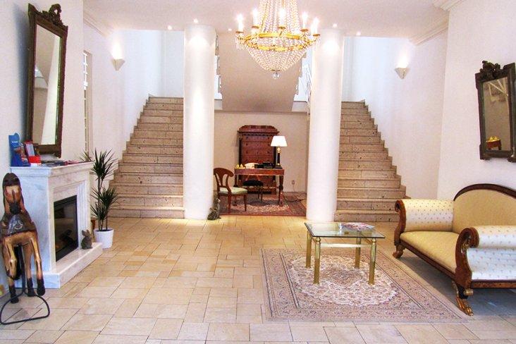 Ambiente Hotel Friedrich Franz Palais Bad Doberan Ostsee