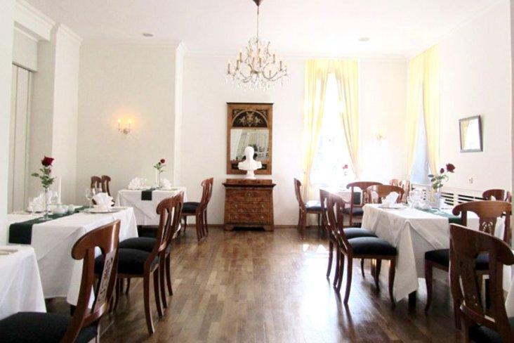 Hotel Friedrich Franz Palais Bad Doberan Ostsee Restaurant