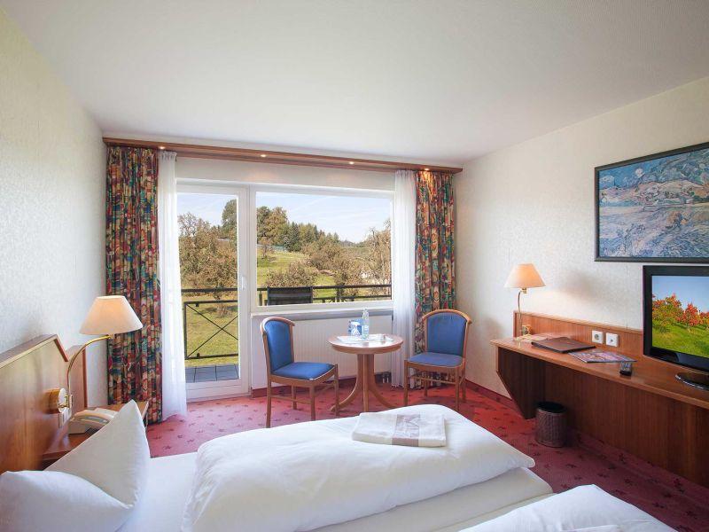 Hotel Gierer Wasserburg Doppelzimmer Bodensee