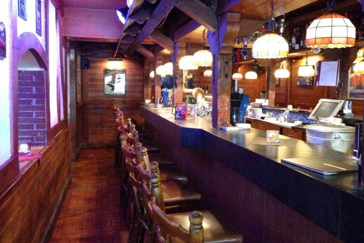 Bar im Hotel Der schöne Asten – Resort Winterberg