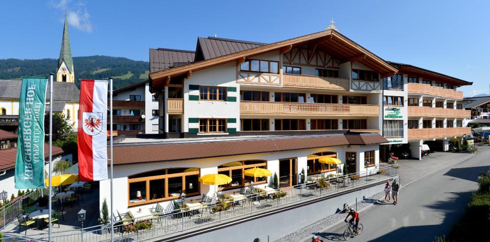 Hotel Kirchberger Hof Tirol Österreich Kitzbühler Alpen