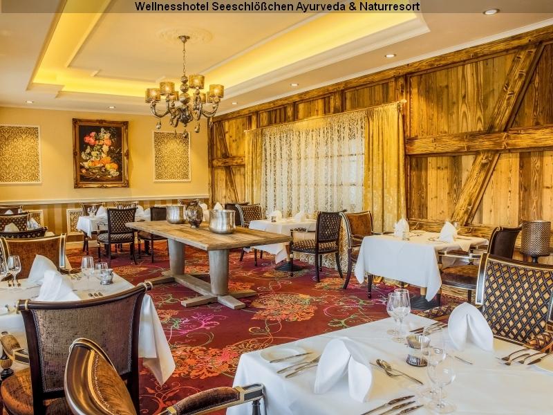 Restaurant Wellnesshotel Seeschlößchen Senftenberg