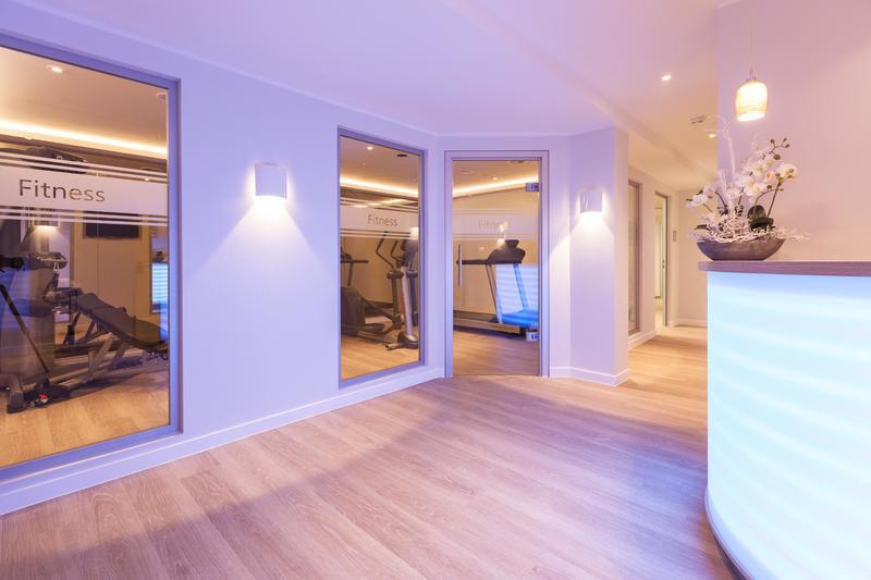 Wellness im Best Western Premier Alsterkrug Hotel