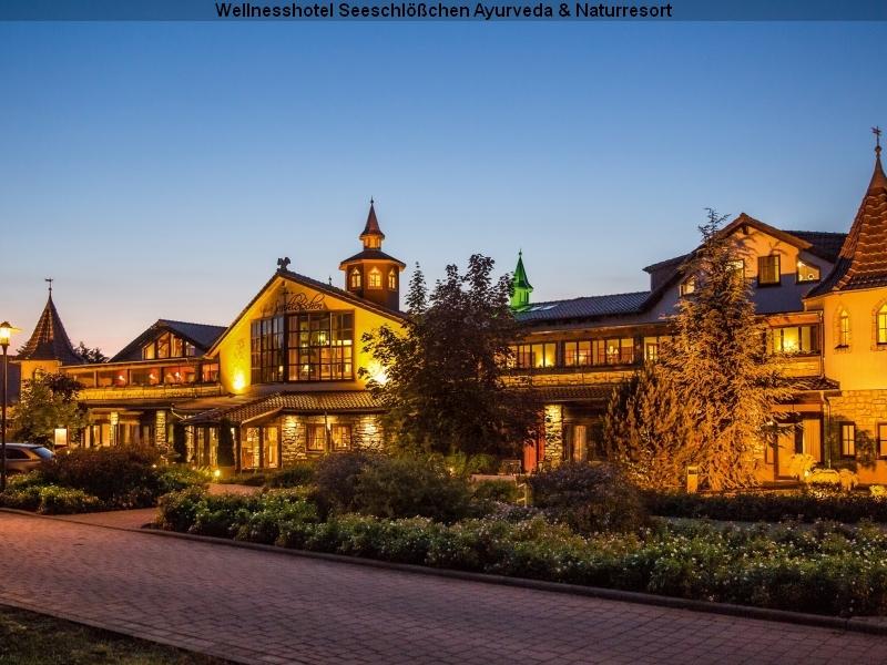 Wellnesshotel Seeschlößchen Senftenberg