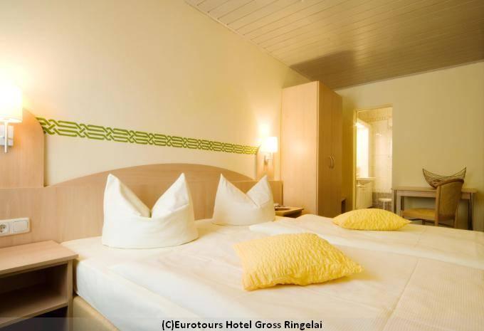 Doppelzimmer im Hotel Gross