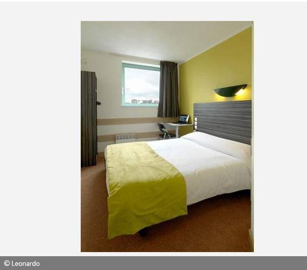 Doppelzimmer Mister Bed City de Bagnolet