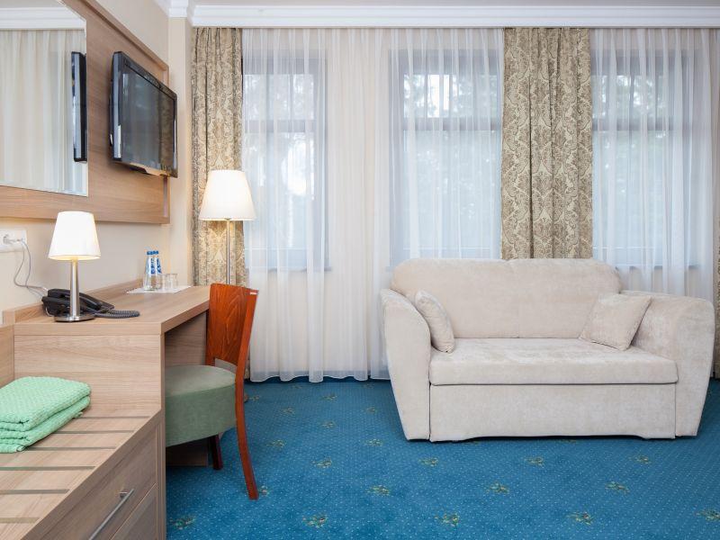 Familienzimmer Greno Hotel & Spa Karpacz Polen Riesengebirge Deal