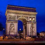 Paris Deal Kurzurlaub Arc de Triomphe Triumpfbogen