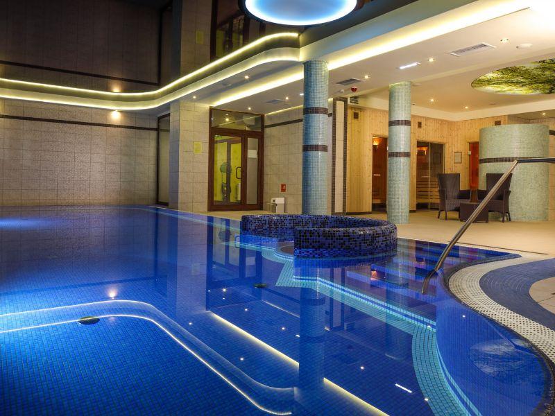 Schwimmbad Greno Hotel & Spa Karpacz Polen Riesengebirge Deal