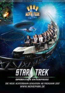 Movie Park Germany Star Trek  Operation Enterprise