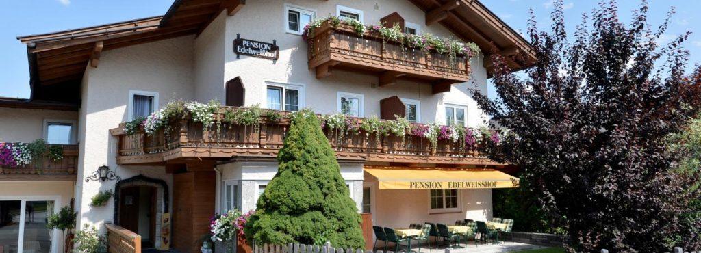 Pension Edelweisshof St. Johann Tirol