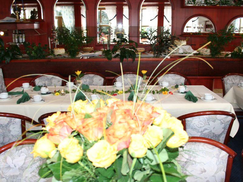 Frühstück Restaurant Akzent Hotel Antoniushof Schönberg