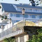 Aussenansicht Werrapark Resort Hotel Frankenblick