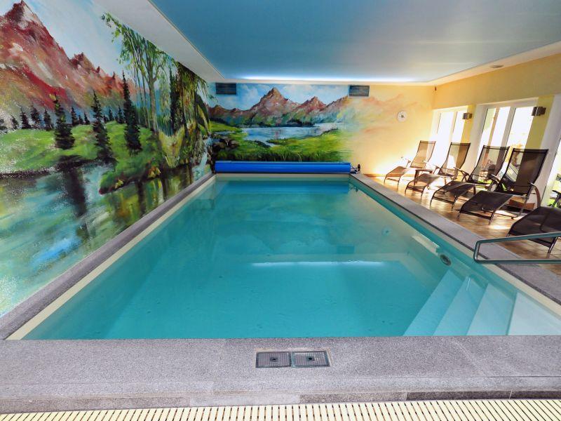 Wellness und Schwimmbad im Akzent Hotel Antoniushof Schönberg