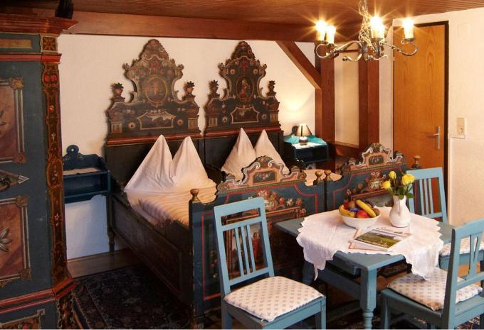 Zimmer im Gasthof Limberghof Zell am See Österreich Urlaub