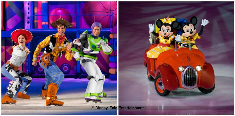 Disney on Ice Ticket & Hotel Deal sichern