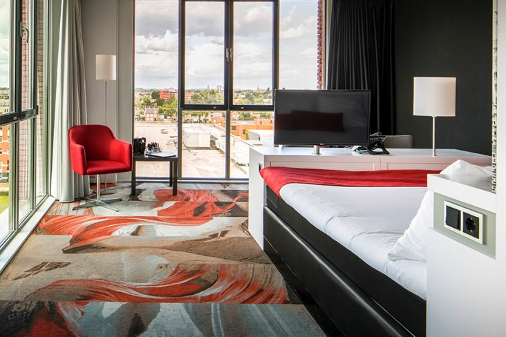 Zimmerbeispiel Hampshire Hotel Fitland Helmond