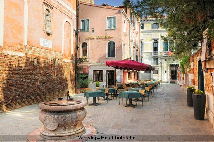 Venedig – Hotel Tintoretto Urlaub in Italien
