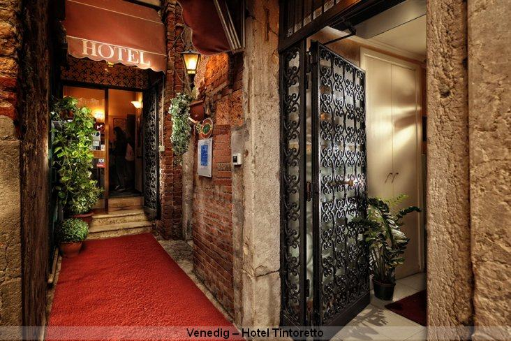 Kurzurlaub in Venedig – Hotel Tintoretto