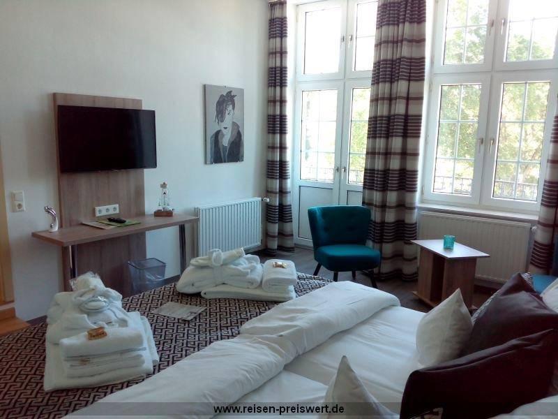 Zimmer im Hotel Badehof Bad Salzschlirf
